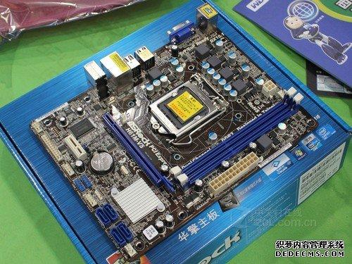 华擎H61M-VS R2.0