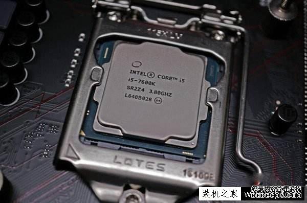 2017七代i5超频主机 i5-7600K配GTX1060组装电脑配置清单及价格