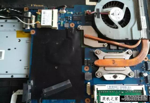 笔记本cpu怎么更换散热硅脂?笔记本电脑cpu涂硅脂教程